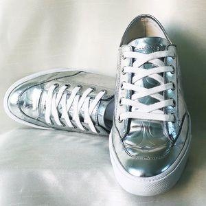 Silver Coach Bellah Sneakers